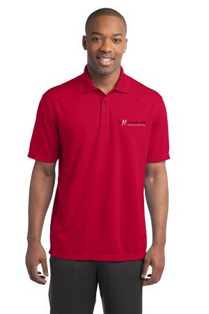 Sport Tek Posicharge Micro Mesh Polo St680 Mathapparel Posicharge technology helps colors and logos stay vibrant longer. mathapparel