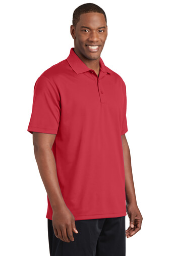 215df2c29 Sport-Tek® PosiCharge® RacerMesh® Polo ST640 – MathApparel